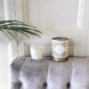 Ароматическая свеча Leather Mahogany от KOBO Candles в интернет магазине Candlesbox