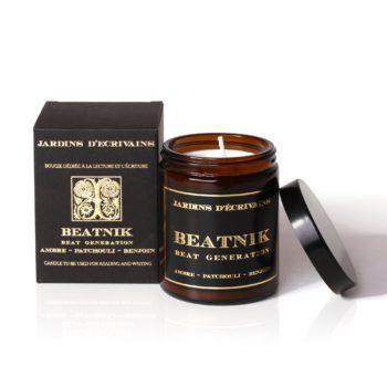 свеча Beatnik коллекция Сады писателей от Jardins d`Ecrivains в интернет-магазине Candlesbox