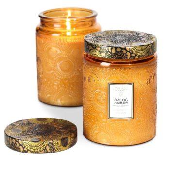 Baltic Amber от Voluspa в интернет магазине ароматов для дома Candles