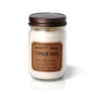 Новая коллекция свечей BROAD STREET в интернет-магазине Candlesbox