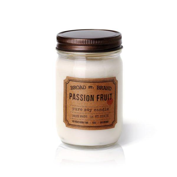 Ароматическая свеча PASSION FRUIT от BROAD STREET в интернет-магазине Candlesbox
