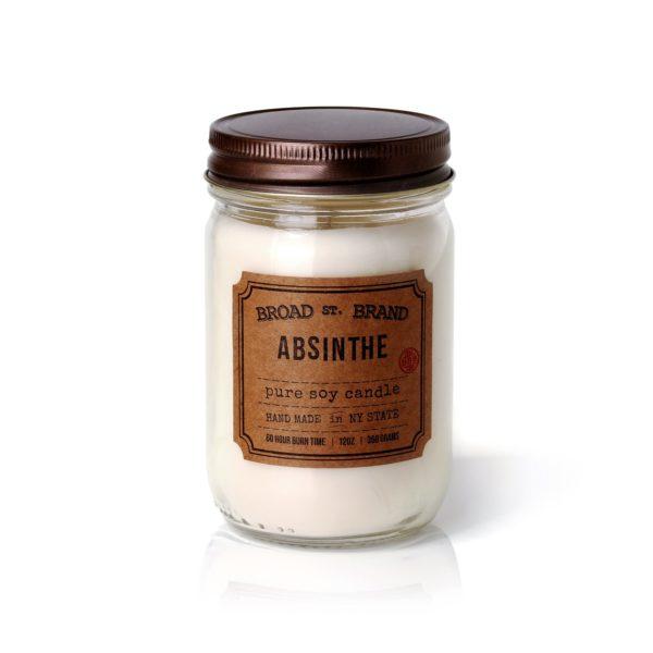 Ароматическая свеча ABSINTHE от BROAD STREET в интернет-магазине Candlesbox
