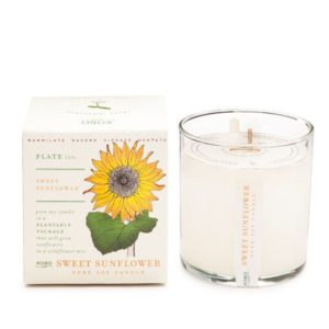 Cвеча Sweet Sunflower от KOBO Candles в интернет-магазине Candlesbox