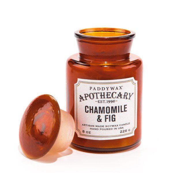 Ароматическая свеча CHAMOMILE & FIG от PaddyWax в интернет-магазине Candlesbox