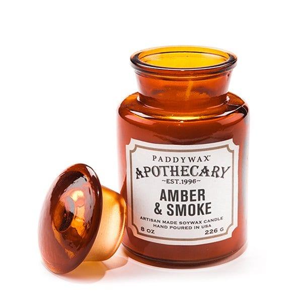 Ароматическая свеча AMBER & SMOKE от PaddyWax в интернет-магазине Candlesbox