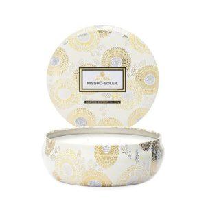 Ароматическая свеча NISSHO SOLEIL от VOLUSPA в интернет-магазине ароматов для дома Candlesbox
