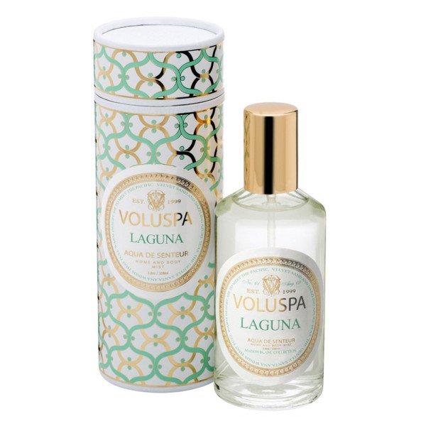 Спрей для дома LAGUNA от VOLUSPA в интернет-магазине ароматов для дома Candlesbox