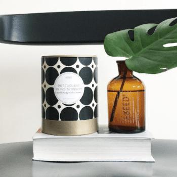 Ароматические свечи Coterie от бренда KOBO Candles